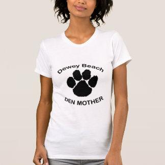 Mãe de antro de Dewey Tshirts