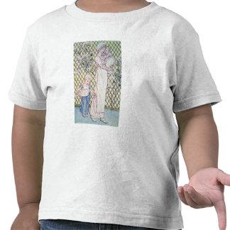 Mãe e criança tshirt