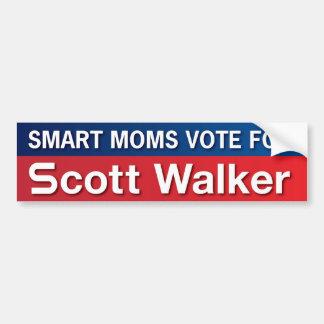 Mães para o caminhante de Scott Adesivo Para Carro