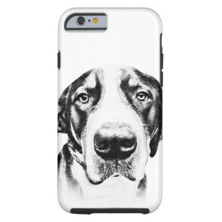 Maior cão suíço da montanha capa tough para iPhone 6