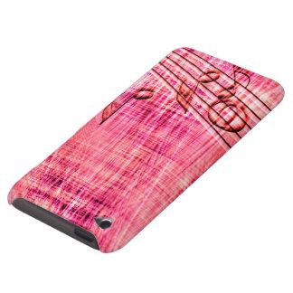 mais rosa da música capas iPod Case-Mate
