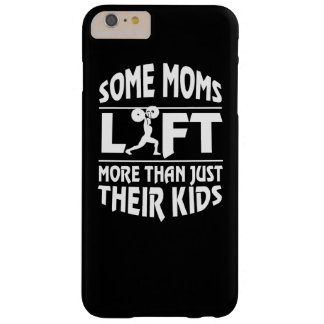 Mamã de Badass Capa Barely There Para iPhone 6 Plus