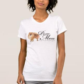 Mamã de Pom Camisetas