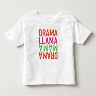 Mama do drama do lama do drama camisetas