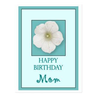 Mamã do feliz aniversario cartoes postais