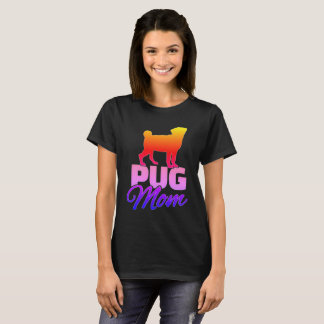 Mamã do Pug Camiseta