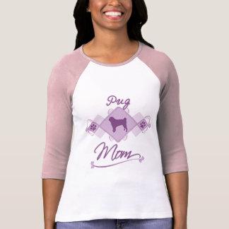 Mamã do Pug Camiseta