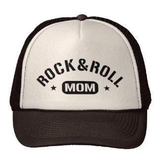 Mamã do rock and roll boné