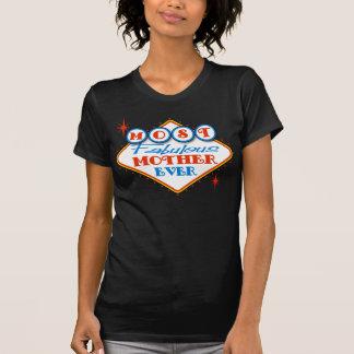 Mamã fabulosa retro de Las Vegas Camiseta