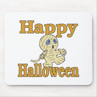 Mamã feliz do Dia das Bruxas Mouse Pad
