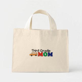 Mamã terceiro grau bolsas de lona