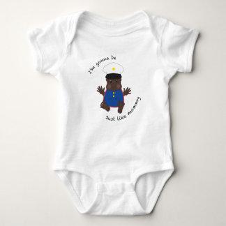 Mamães do soldado - dressy t-shirts