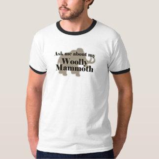 Mammoth Woolly Tshirt