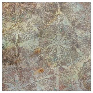 Mandala do vintage, tecido