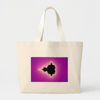 Mandel de incandescência - saco cor-de-rosa do Fra Bolsa De Lona
