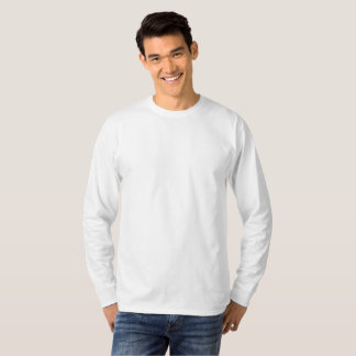 Manga Longa Grande Personalizada T-shirts