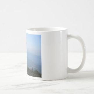Manhã bonita caneca de café