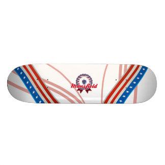 Mansfield, MÃES Skate