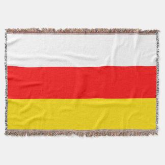 Manta Bandeira sul de Ossetia