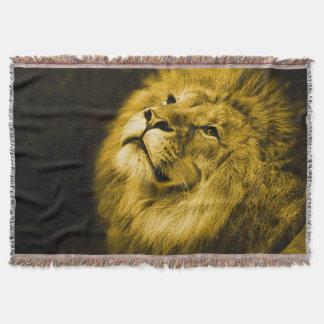 Manta Cobertura do lance do leão