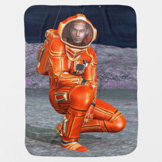 Manta De Bebe Astronauta