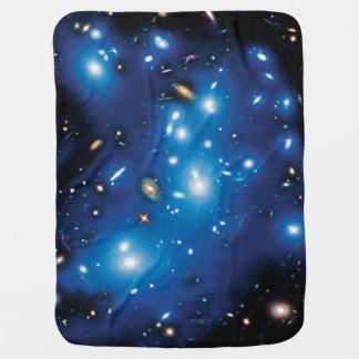 Manta De Bebe Foto do espaço do conjunto da galáxia de Abell