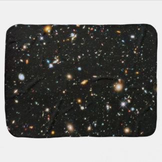 Manta De Bebe Galáxias ultra profundas do campo da NASA Hubble