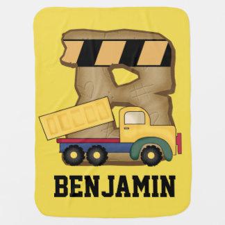 Manta De Bebe Os presentes personalizados de Benjamin