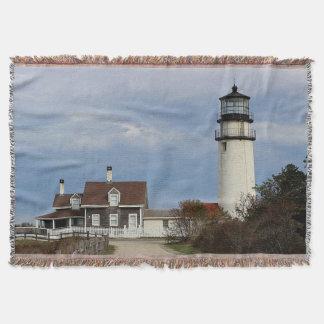 Manta Luz de Cape Cod