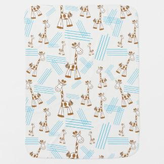 Manta Para Bebe Cobertura do girafa