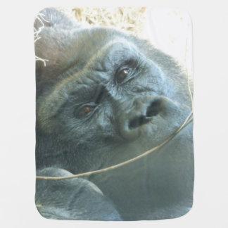 Manta Para Bebe O gorila Eyes a cobertura do bebê