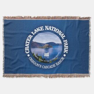 Manta Parque nacional do lago crater