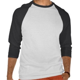 Mantenha a calma centrando-se sobre a ELOQUÊNCIA Camisetas