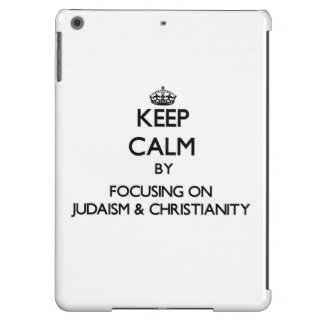 Mantenha a calma centrando-se sobre o judaísmo a
