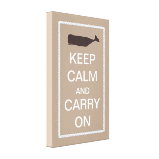 Mantenha a calma e continue o tema náutico da bale