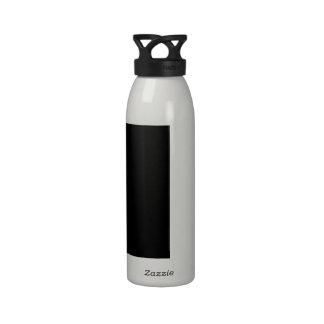 Mantenha a calma e o foco em arremessar garrafa de água esportiva