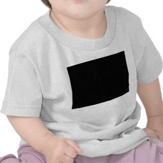 Mantenha a calma e o foco em terrier t-shirt