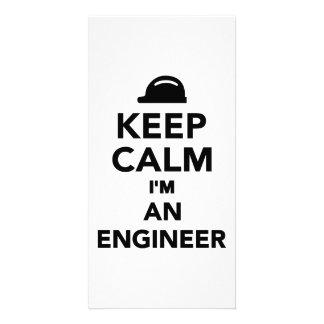 Mantenha a calma que eu sou um engenheiro