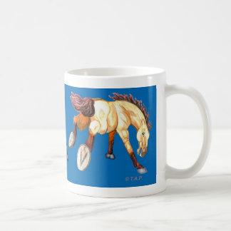 Mantenha em Bucking! Cavalo Caneca De Café