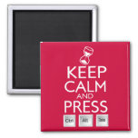 Mantenha o controle Alt calmo e da imprensa e supr Imas