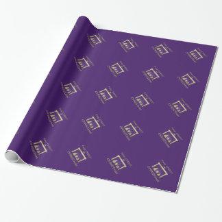 Mantenha o cristo no papel colorido de Giftwrap do Papel De Presente
