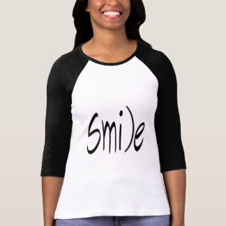Mantenha-o t-shirt do smiley