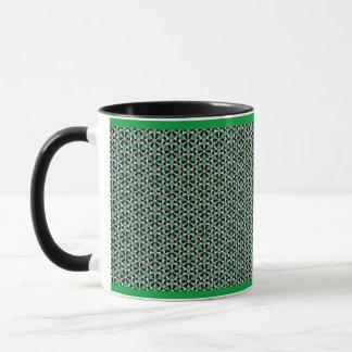 Manutenção programada do Tessellation 639 alguma Caneca