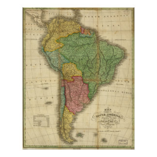 Posters com Mapas