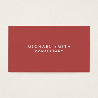 Maquilhador elegante liso profissional cartão de visitas