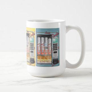 Máquina de venda automática caneca de café