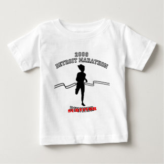 Maratona 2009 de Detroit Camiseta