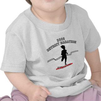 Maratona 2009 de Detroit Camisetas