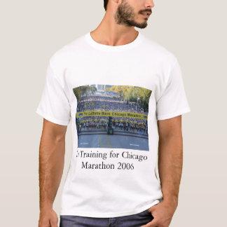 Maratona de Chicago Tshirts