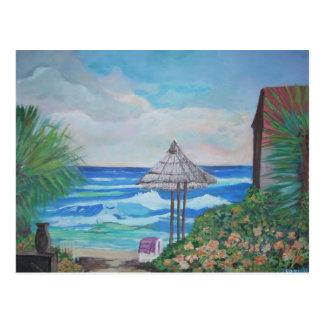 Marbella, espanha cartão postal